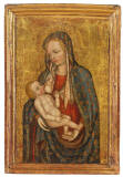 Zanino_di_Pietro-attr-Madonna_and_Child-Private_collection