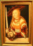 Judit Cranach el joven