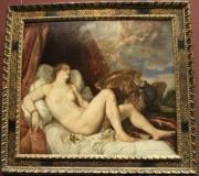 Danae Viena Tiziano