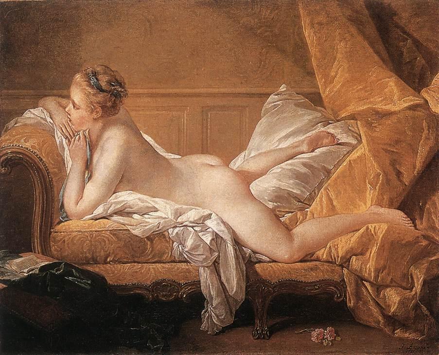 Boucher El Bano De Diana.Francois Boucher