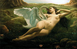 Giovanni-Rapiti-leda-and-the-swan-sensual