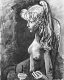 Pablo-Picasso-Sylvette-David-1954
